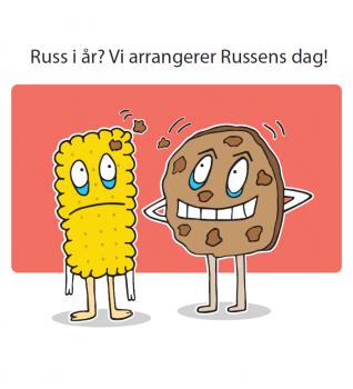 Russens dag til hjemmesiden